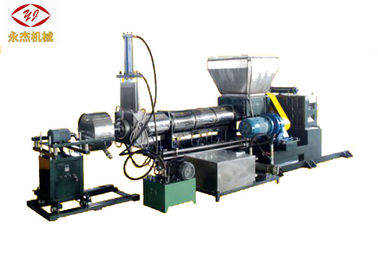 Chine Machine simple automatique d'extrusion de vis, machine en plastique de rebut de granulatoire fournisseur